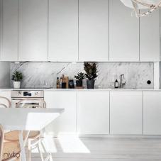 Edelstahl Küchenarmatur - Nivito 4-RH-300