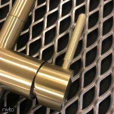 Messing/Gold Küchenarmatur - Nivito 2-RH-340-IN