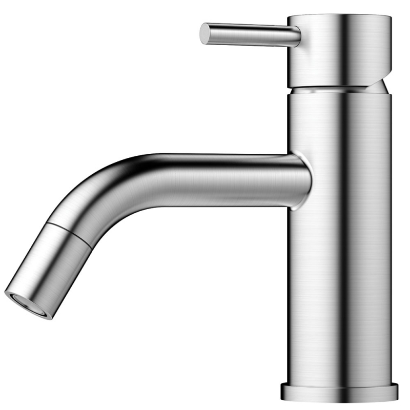 Edelstahl Badezimmer Wasserhahn - Nivito RH-60