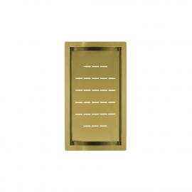 Messing/Gold Sieb Schüssel - Nivito CU-WB-240-BB