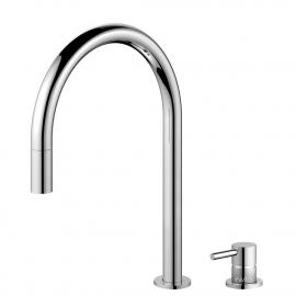 Küchenarmatur Ausziehbarer Schlauch / Getrenntes Körper/Rohr - Nivito RH-110-VI