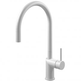 Weiß Küchenarmatur Ausziehbarer Schlauch - Nivito RH-130-EX
