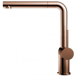 Kupfer Küche Wasserhahn Ausziehbarer Schlauch - Nivito RH-650-EX