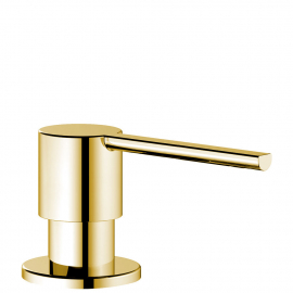 Messing/gold Seifenpumpe - Nivito SR-PB